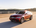 2020 Mercedes-Benz GLC 300 Coupe (US-Spec) Front Three-Quarter Wallpapers 150x120 (8)