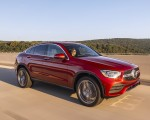 2020 Mercedes-Benz GLC 300 Coupe (US-Spec) Front Three-Quarter Wallpapers 150x120 (5)