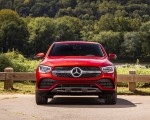 2020 Mercedes-Benz GLC 300 Coupe (US-Spec) Front Wallpapers 150x120 (17)