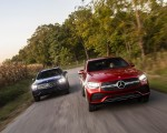 2020 Mercedes-Benz GLC 300 Coupe (US-Spec) Front Wallpapers 150x120 (3)
