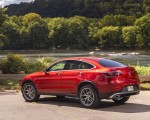 2020 Mercedes-Benz GLC 300 Coupe (US-Spec) Rear Three-Quarter Wallpapers 150x120 (18)