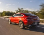 2020 Mercedes-Benz GLC 300 Coupe (US-Spec) Rear Three-Quarter Wallpapers 150x120 (10)