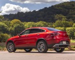 2020 Mercedes-Benz GLC 300 Coupe (US-Spec) Rear Three-Quarter Wallpapers 150x120 (19)