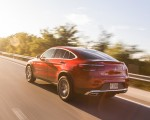 2020 Mercedes-Benz GLC 300 Coupe (US-Spec) Rear Three-Quarter Wallpapers 150x120 (11)