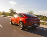2020 Mercedes-Benz GLC 300 Coupe (US-Spec) Rear Three-Quarter Wallpapers 150x120 (12)