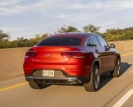 2020 Mercedes-Benz GLC 300 Coupe (US-Spec) Rear Three-Quarter Wallpapers 150x120 (13)