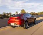 2020 Mercedes-Benz GLC 300 Coupe (US-Spec) Rear Three-Quarter Wallpapers 150x120 (14)
