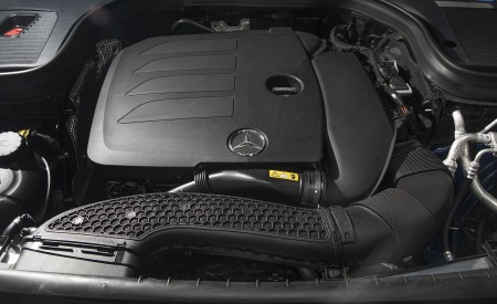 2020 Mercedes-Benz GLC 300 (US-Spec) Engine Wallpapers 450x275 (13)