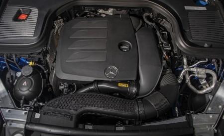 2020 Mercedes-Benz GLC 300 (US-Spec) Engine Wallpapers 450x275 (15)