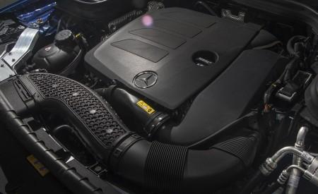 2020 Mercedes-Benz GLC 300 (US-Spec) Engine Wallpapers 450x275 (16)