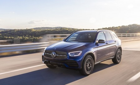 2020 Mercedes-Benz GLC Wallpapers HD