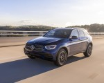 2020 Mercedes-Benz GLC 300 (US-Spec) Front Three-Quarter Wallpapers 150x120