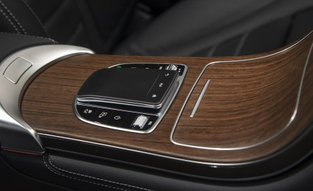 2020 Mercedes-Benz GLC 300 (US-Spec) Interior Detail Wallpapers 450x275 (32)
