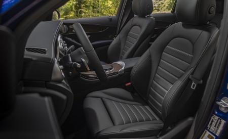 2020 Mercedes-Benz GLC 300 (US-Spec) Interior Front Seats Wallpapers 450x275 (24)