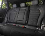 2020 Mercedes-Benz GLC 300 (US-Spec) Interior Rear Seats Wallpapers 150x120