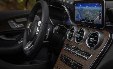2020 Mercedes-Benz GLC 300 (US-Spec) Interior Wallpapers 450x275 (17)