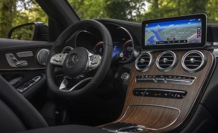 2020 Mercedes-Benz GLC 300 (US-Spec) Interior Wallpapers 450x275 (18)