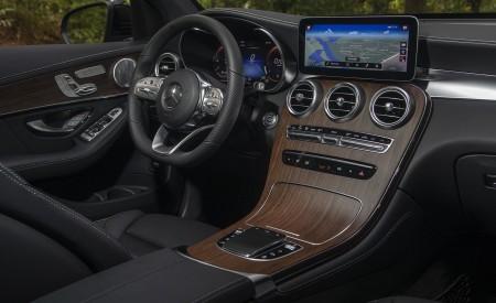 2020 Mercedes-Benz GLC 300 (US-Spec) Interior Wallpapers 450x275 (19)