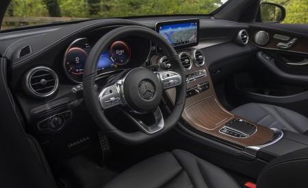 2020 Mercedes-Benz GLC 300 (US-Spec) Interior Wallpapers 450x275 (20)