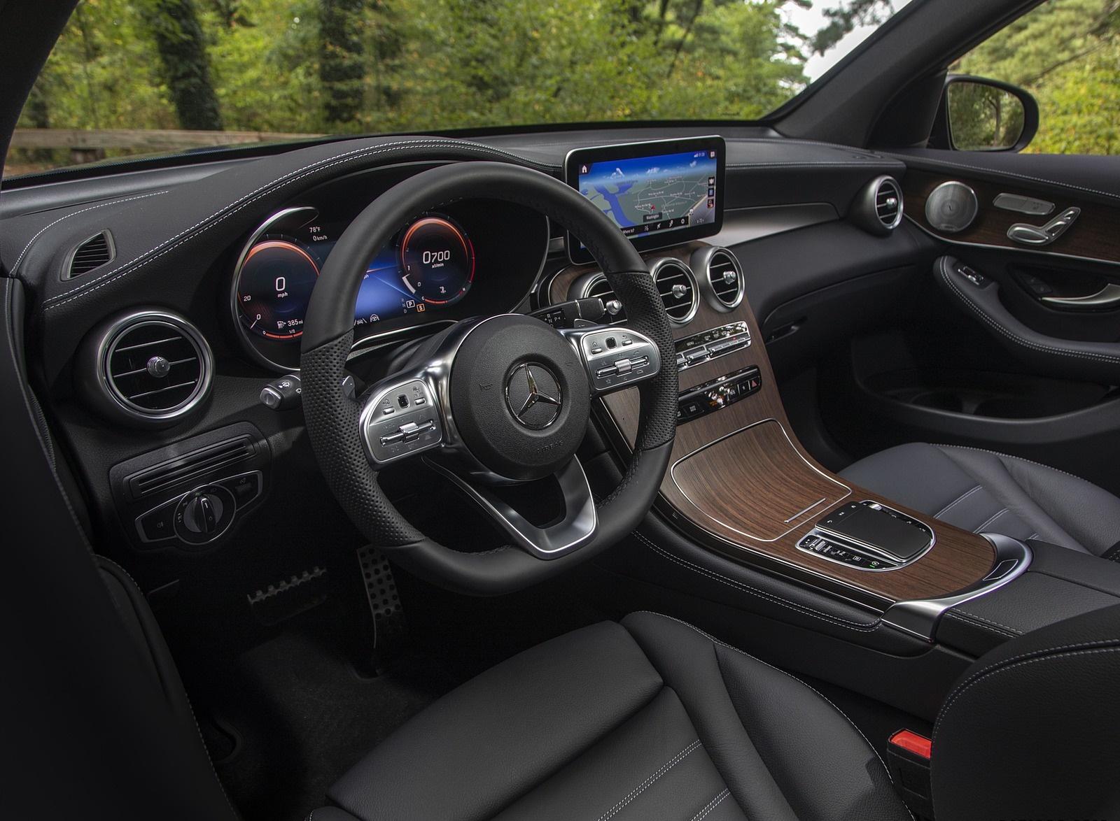 2020 Mercedes-Benz GLC 300 (US-Spec) Interior Wallpapers #20 of 62