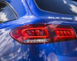 2020 Mercedes-Benz GLC 300 (US-Spec) Tail Light Wallpapers 150x120