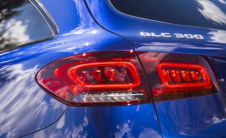 2020 Mercedes-Benz GLC 300 (US-Spec) Tail Light Wallpapers 450x275 (12)