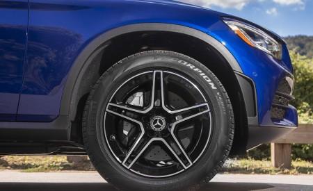 2020 Mercedes-Benz GLC 300 (US-Spec) Wheel Wallpapers 450x275 (11)