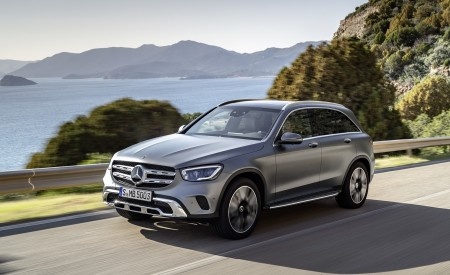 2020 Mercedes-Benz GLC Wallpapers