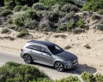 2020 Mercedes-Benz GLC (Color: Designo Selenite Grey Magno) Front Three-Quarter Wallpaper 150x120 (15)