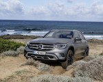 2020 Mercedes-Benz GLC (Color: Designo Selenite Grey Magno) Front Wallpapers 150x120
