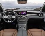 2020 Mercedes-Benz GLC (Color: Designo Selenite Grey Magno) Interior Cockpit Wallpaper 150x120 (25)