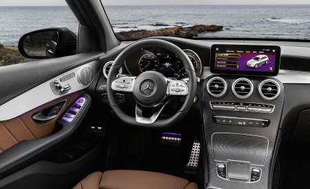 2020 Mercedes-Benz GLC (Color: Designo Selenite Grey Magno) Interior Wallpapers 450x275 (62)