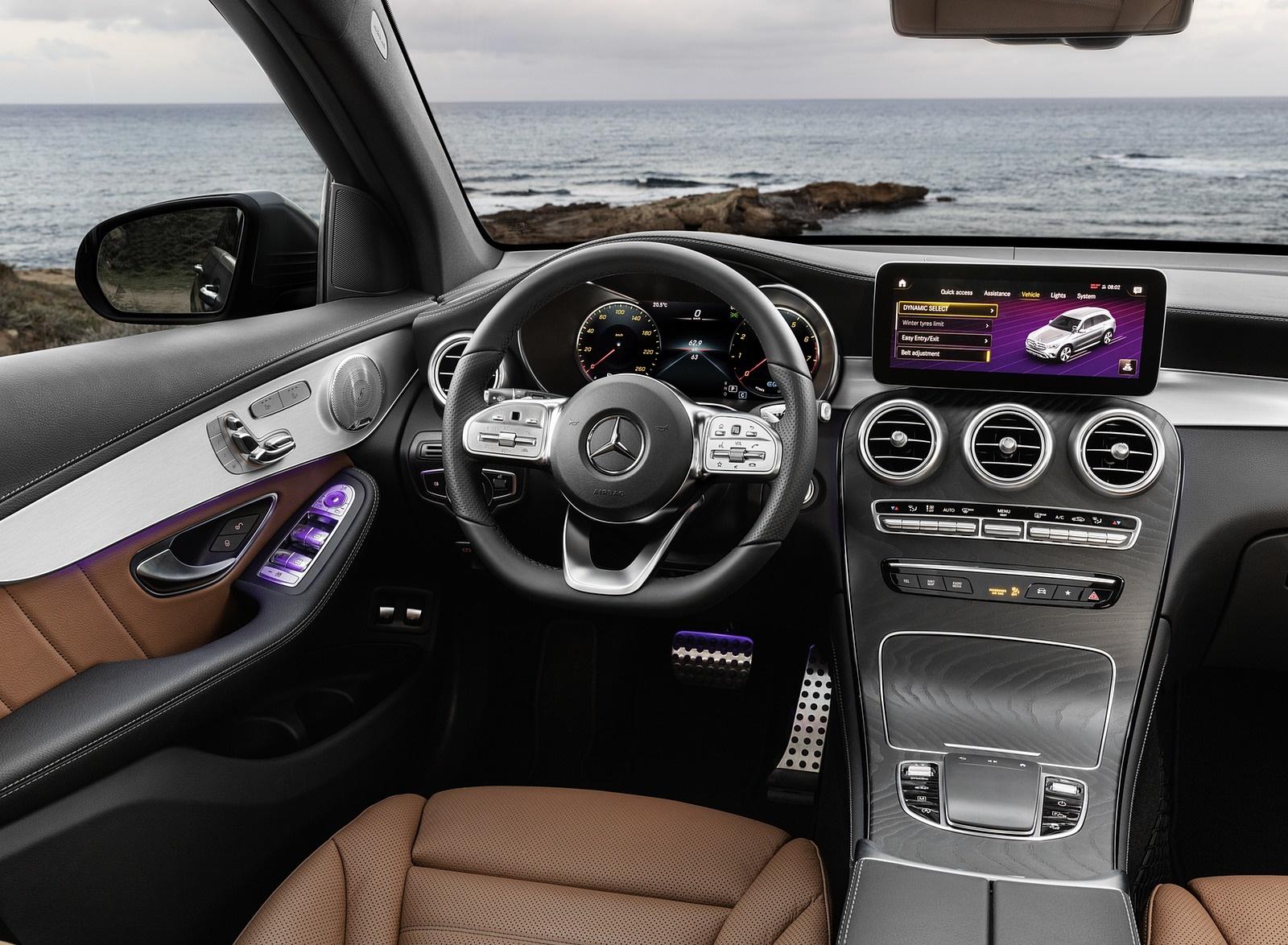 2020 Mercedes Benz Glc Color Designo Selenite Grey Magno