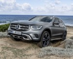 2020 Mercedes-Benz GLC (Color: Designo Selenite Grey Magno) Off-Road Wallpapers 150x120