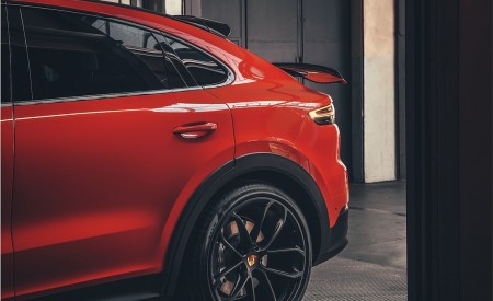 2020 Porsche Cayenne Coupe Detail Wallpapers 450x275 (203)