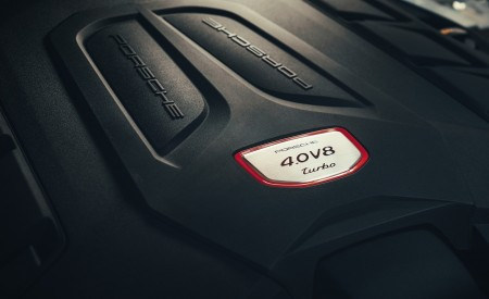 2020 Porsche Cayenne Coupe Engine Wallpapers 450x275 (206)