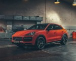 2020 Porsche Cayenne Coupe Front Three-Quarter Wallpaper 150x120 (20)