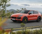 2020 Porsche Cayenne Coupe Front Three-Quarter Wallpaper 150x120 (8)