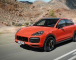 2020 Porsche Cayenne Coupe Front Three-Quarter Wallpaper 150x120 (1)