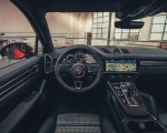 2020 Porsche Cayenne Coupe Interior Cockpit Wallpaper 150x120 (39)