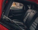 2020 Porsche Cayenne Coupe Interior Rear Seats Wallpaper 150x120 (37)