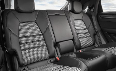 2020 Porsche Cayenne Coupe Interior Rear Seats Wallpapers 450x275 (188)
