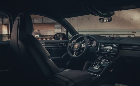 2020 Porsche Cayenne Coupe Interior Wallpapers 450x275 (212)
