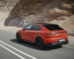 2020 Porsche Cayenne Coupe Rear Three-Quarter Wallpaper 150x120 (3)