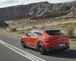 2020 Porsche Cayenne Coupe Rear Three-Quarter Wallpaper 150x120 (4)