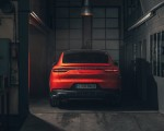 2020 Porsche Cayenne Coupe Rear Wallpaper 150x120 (24)
