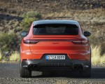 2020 Porsche Cayenne Coupe Rear Wallpaper 150x120 (12)