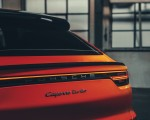 2020 Porsche Cayenne Coupe Tail Light Wallpaper 150x120 (30)