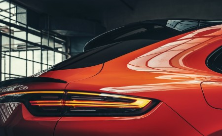 2020 Porsche Cayenne Coupe Tail Light Wallpapers 450x275 (201)