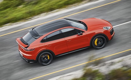 2020 Porsche Cayenne Coupe Top Wallpapers 450x275 (179)